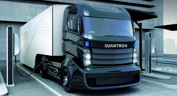 Die Gründung der Quantron AG