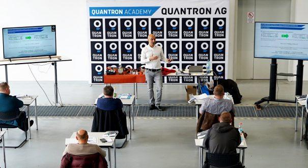 Die QUANTRON Academy, das neue Ausbildungszentrum der Quantron AG