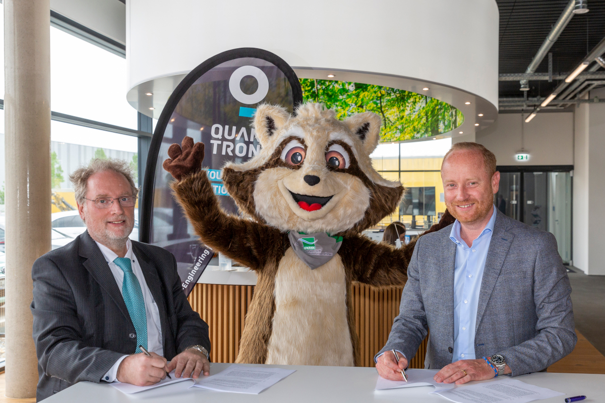 Stadtwerke Weilheim i.OB KU erwerben fünf Elektro-Busse von QUANTRON