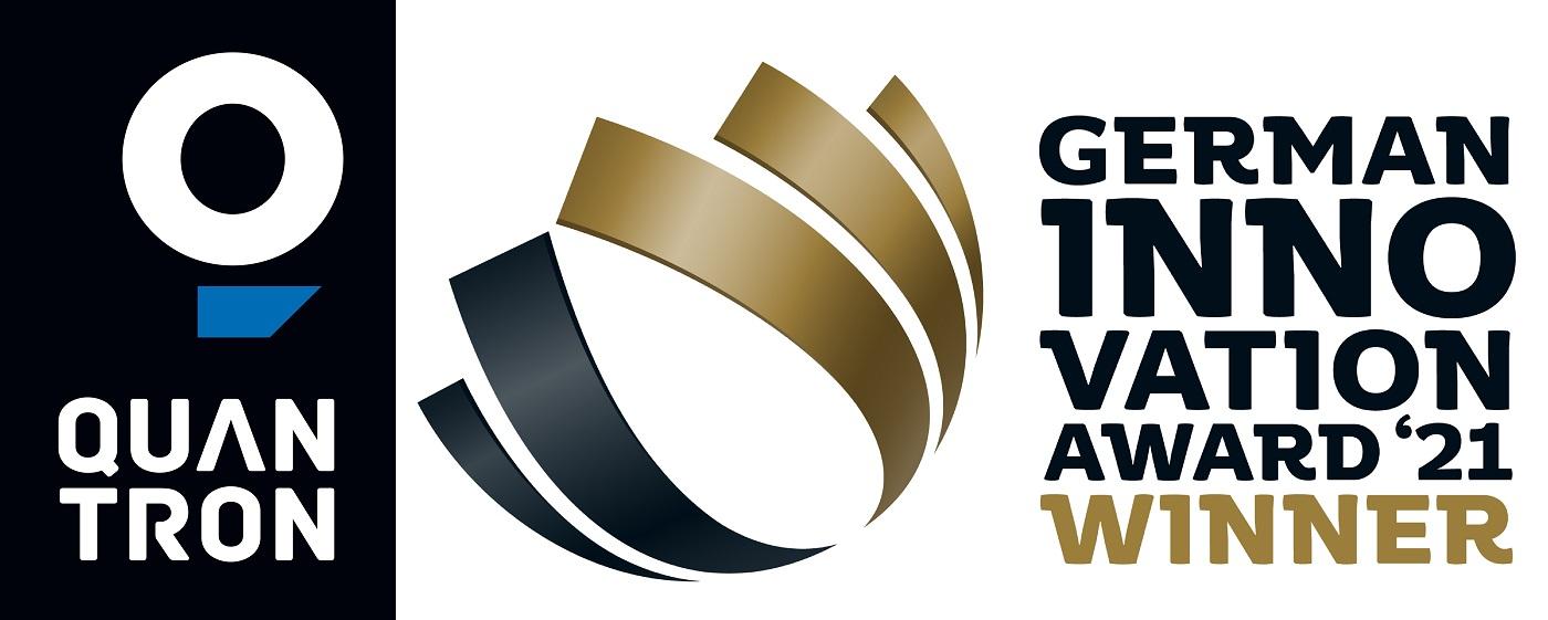 """Quantron AG ist Preisträger des German Innovation Award 2021 in der Kategorie """"E Mobility"""""""